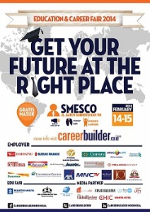 Career and Education Fair 2014