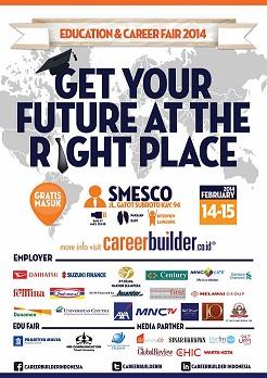 Career and Education Fair 2014
