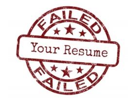Failed Resume