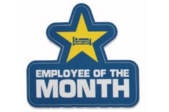 Employee of the month Web