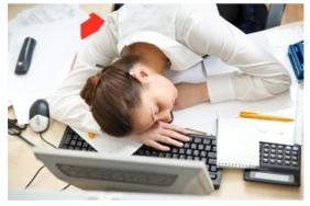 Tips mengatasi ngantuk di Kantor